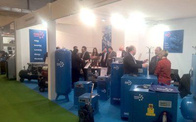 FISALIS Compresores participa en la 14ª edición de MOTORTEC